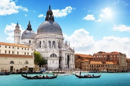 Romantické Benátky a ostrovy Murano a Burano - Poznávací zájezdy