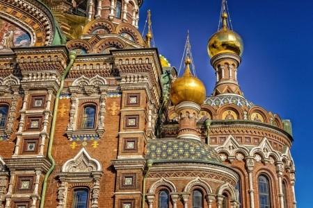 Dovolená Rusko 2022 - Ubytování od 18.5.2022 do 22.5.2022