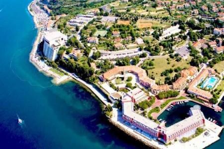 Grand Hotel Bernardin - Portorož v říjnu - luxusní dovolená