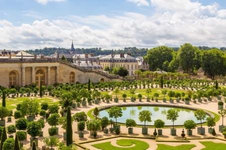 Paříž s návštěvou zámku Fontainebleau a zastávkou v Remeši - Letní dovolená