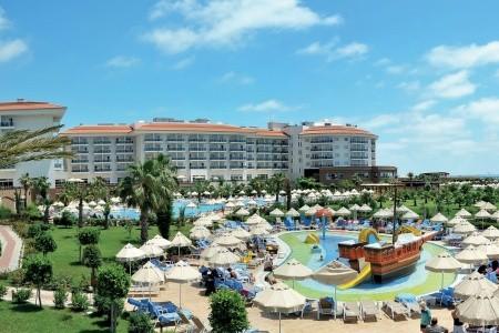 Turecko Turecká riviéra Seaden Sea World Resort & Spa 12 dňový pobyt All Inclusive Letecky Letisko: Bratislava júl 2021 (24/07/21- 4/08/21)