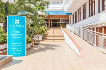 Blue Sea Montevista Hawai - Plná penze