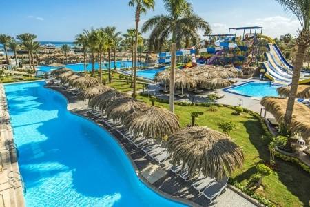 Sunrise Aqua Joy Resort - Hurghada v září - Egypt
