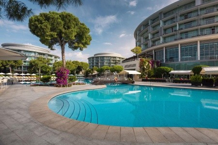 Calista Luxury Resort - Letecky