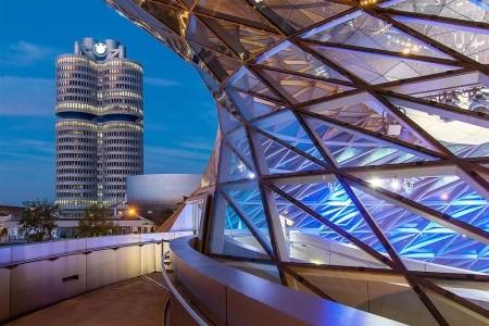 Svět BMW a Olympiapark Mnichov - Last Minute