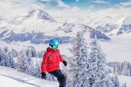 Az 5 legjobb síközpont Ausztriában