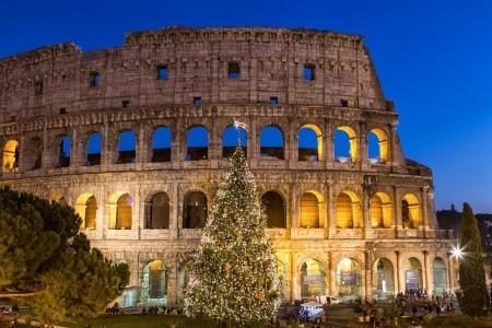 ITÁLIE - VÁNOČNÍ ŘÍM A VATIKÁN - Poznávací zájezdy