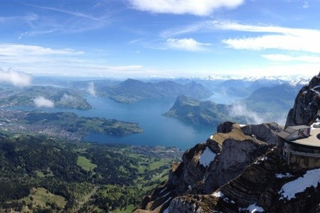 Dovolená Na skok za švýcarskými nej - Luzern, Pilatus a Matterhorn
