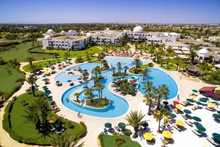 Lti Djerba Plaza Thalasso & Spa - Djerba - Tunisko