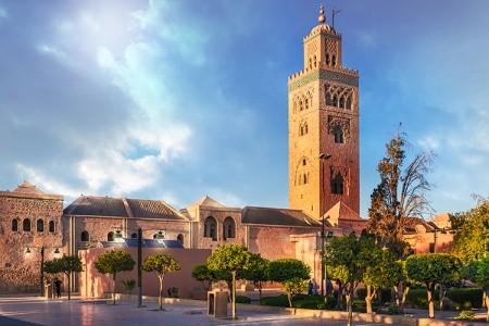 Královská Sultánská Města - Letní dovolená