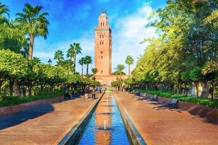 Velký Okruh Marokem - v září