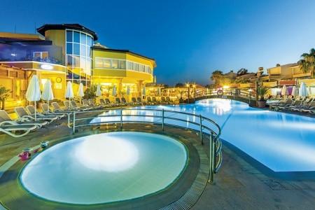 Club Dizalya, Turecko, Turecká riviéra