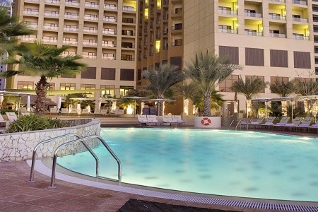 Amwaj Rotana - Jumeirah Beach Residence - 2021