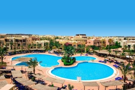 Jaz Makadi Saraya Resort - Hurghada v únoru - Egypt