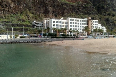Savoy Calheta Beach - Na pláži