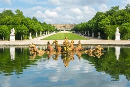 To nejlepší z Paříže nejen pro 55+ a VERSAILLES (letecky z O - Pro seniory