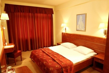 Hotel Benczúr - v prosinci
