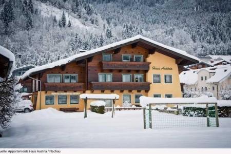Apartmány Austria - Flachau - Rakousko