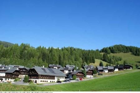 Kirchleitn Dorf Großwild - Last Minute Bad Kleinkirchheim