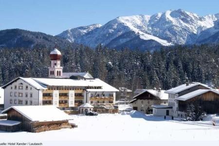 Sporthotel Xander - Tyrolsko - Rakousko