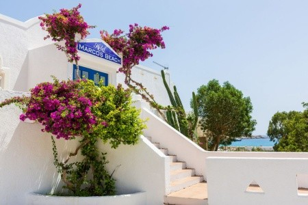 Marcos Beach (Mylopotas) - Ios - Řecko