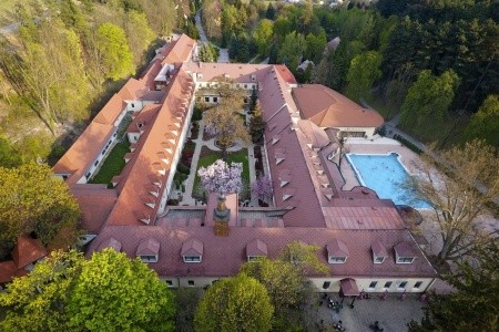 Lázeňský Dům Baník - Hotel