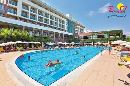 Primasol Telatyie Resort - Turecká Riviéra Last Minute