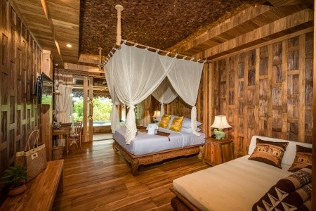 Santhiya Tree Resort - Thajsko letecky z Prahy v listopadu