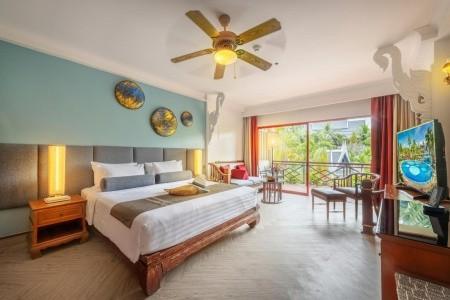 Cha-Da Krabi Thai Village Resort - v březnu