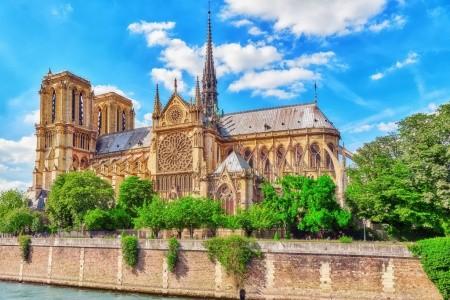 Valentýn v Paříži s návštěvou Disneylandu - v únoru