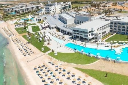 Iberostar Selection Kuriat Palace - Tunisko - First Minute - luxusní dovolená