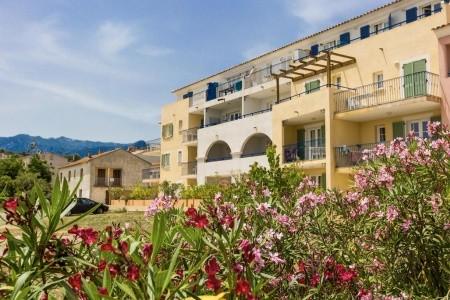 Résidence Odalys Les Voiles Blanches - Dovolená Korsika 2021