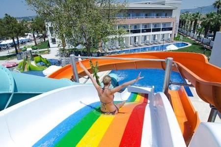 Turecko Kusadasi Palm Wings Beach Resort Kusadası 8 dňový pobyt All Inclusive Letecky Letisko: Bratislava august 2021 ( 8/08/21-15/08/21)