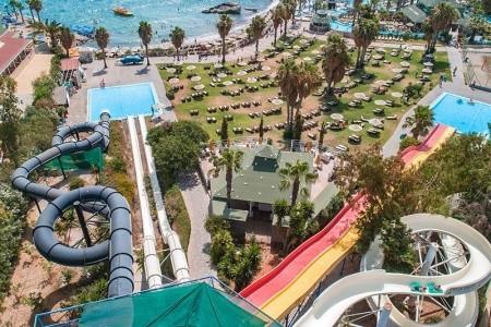 Grécko Kréta Star Beach Village & Waterpark 8 dňový pobyt All Inclusive Letecky Letisko: Bratislava september 2021 ( 1/09/21- 8/09/21)