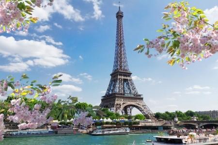 Romantický Víkend V Paříži - v únoru