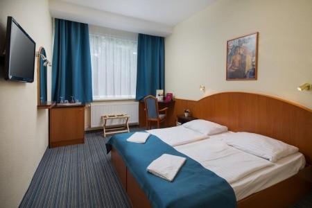 Hotel Benczúr - Dovolená Budapešť 2021/2022