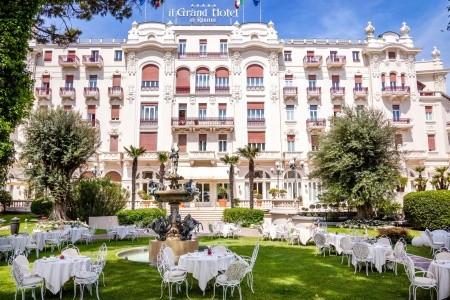 Grand Hotel Rimini***** - Rimini Marina Centro