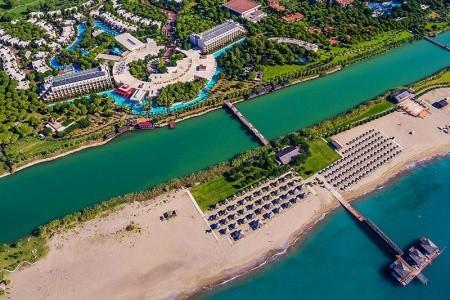 Turecko Belek Gloria Serenity Resort 11 dňový pobyt Ultra All inclusive Letecky Letisko: Bratislava júl 2021 (14/07/21-24/07/21)