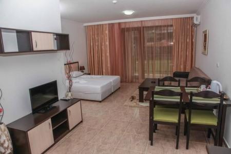 Olymp Aparthotel - Apartmány u moře
