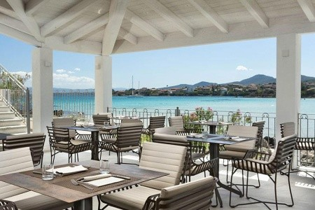 Taliansko Sardínia / Sardegna Hotel Gabbiano Azzurro 8 dňový pobyt Raňajky Letecky Letisko: Bratislava september 2021 (11/09/21-18/09/21)