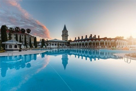 Swandor Topkapi Palace - Antalya Ultra All Inclusive - Turecko