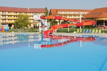 Wellness Hotel Patince - Jižní Slovensko - Slovensko