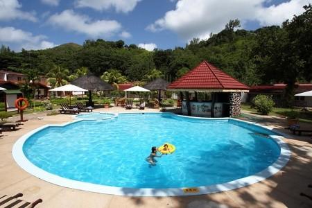 Berjaya Praslin Beach Resort - v květnu