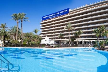Gloria Palace San Agustín Thalasso & Hotel - Kanárské ostrovy na jaře