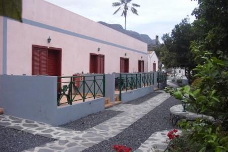 Finca Piñero (Hermigua) - Kanárské ostrovy v prosinci