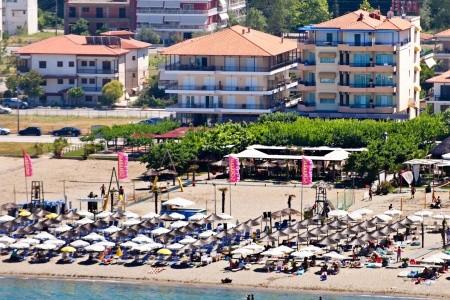 Olympic Star - Řecko - dovolená
