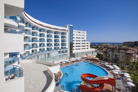 Narcia Resort, Turecko, Side