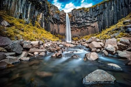 To nejlepší z Islandu + OSTROVY ZÁPADNÍCH MUŽŮ + LEDOVCOVÁ LAGUNA (letecky z Pra