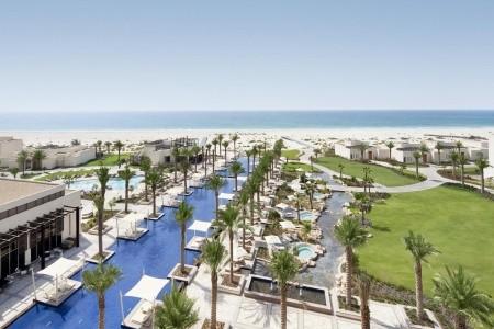 Park Hyatt Abu Dhabi Hotel And Villas - v srpnu