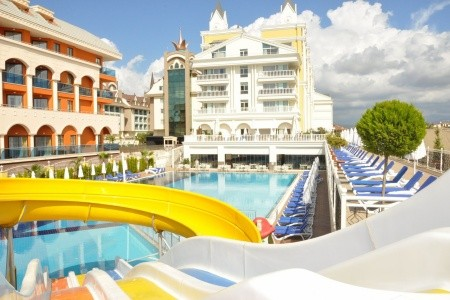 Dream World Resort - Turecko - First Minute